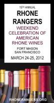 Rhone Rangers 2012  San Francisco